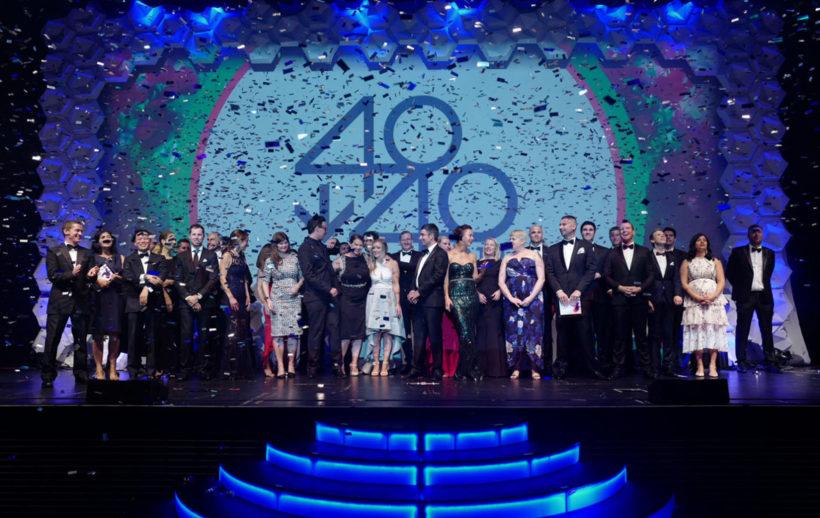 40 under 40 winner