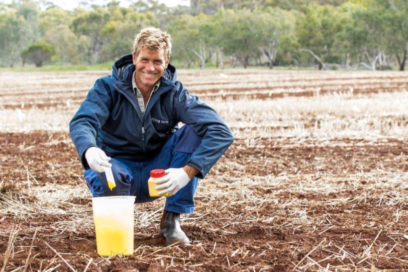 Farming roots grow into Living Farms
